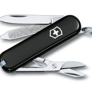 Classic SD Swiss Army Knife Black Blister Pack