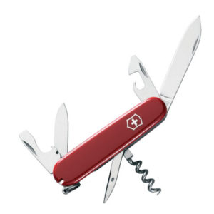 Spartan Swiss Army Knife Red Blister Pack
