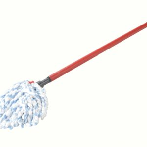 SuperMocio Microfibre & Cotton Mop Head & Handle