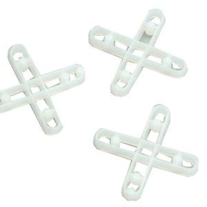 Floor Tile Spacers 5mm Pack of 100