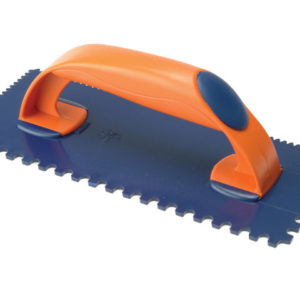 Notched Tile Trowel 4/7mm Plastic 11 x 4.1/2in