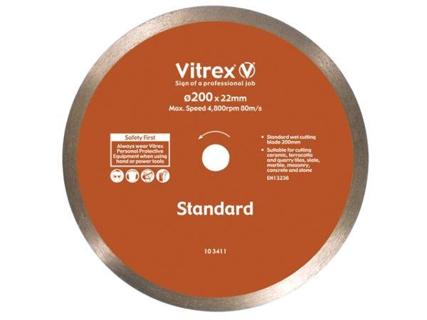 Diamond Blade Standard 200mm