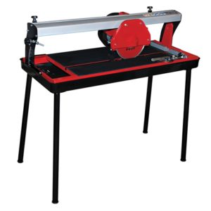 Power Pro Tile Bridge Saw 800 Watt 240 Volt