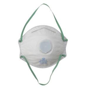 Premium Multipurpose Valved Moulded Mask FFP3 (Pack of 3)