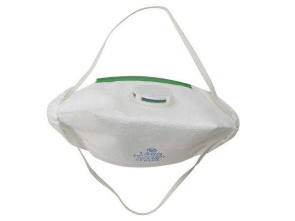 Premium Multipurpose Valved Fold Flat Mask FFP3