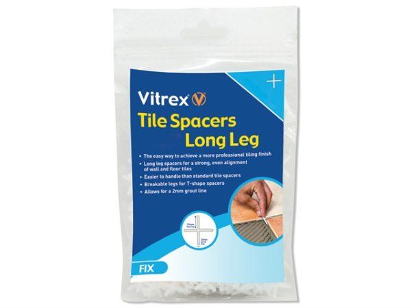Long Leg Spacer 3mm Pack of 1500