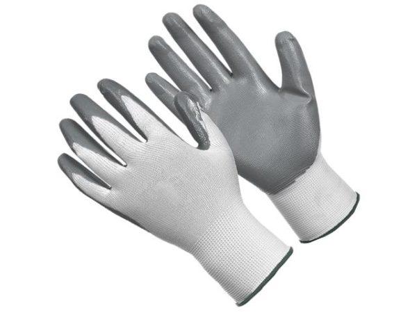 Flexo Grip Nitrile Gloves - One Size