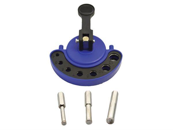 WAXDK001 Dry Cut Diamond Drill Kit 3 Piece