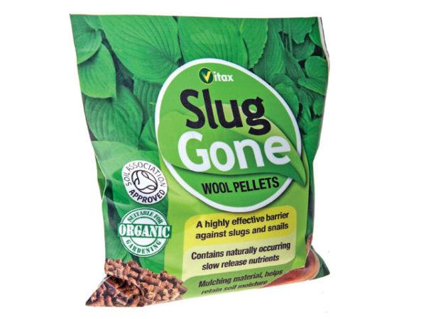 Slug Gone Wool Pellets 1 litre