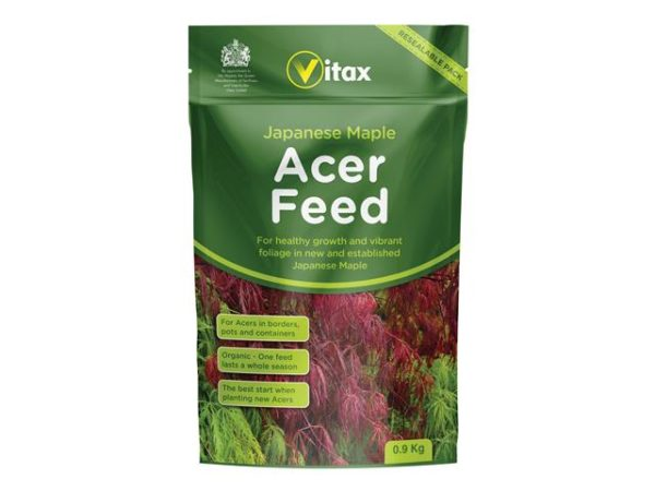 Japanese Maple Acer Feed 0.9kg Pouch