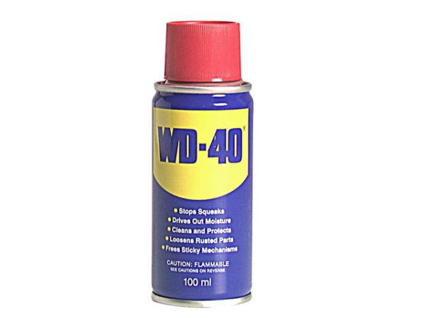 WD-40® Multi-Use Maintenance Aerosol 100ml