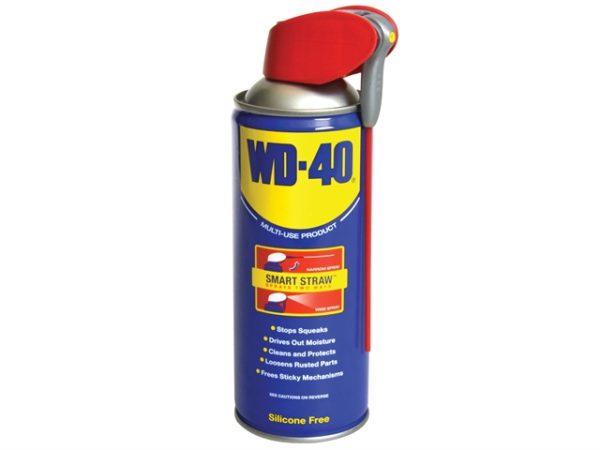 WD-40® Multi-Use Maintenance Smart Straw 450ml