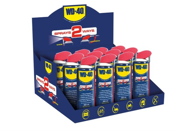 WD-40® Multi-Use Maintenance Smart Straw 300ml (Case of 12)