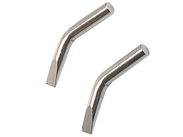 S8 Bent Tips (2) for SI75