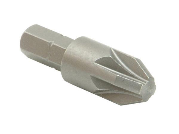 855/1 Z Pozidriv PZ4 Extra Tough Screwdriver Bit 32mm Pack 10