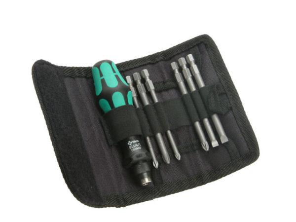 Kraftform Kompakt 40 Screwdriver Bit Holding Set