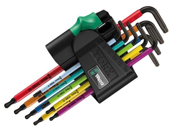 967/9 TX BO Multicolour 1 SB L-Key Set of 9 (TX8-TX40)