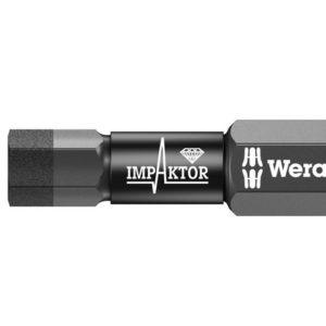 840/1 Impaktor Insert Bit Hex-Plus 4mm x 25mm Carded