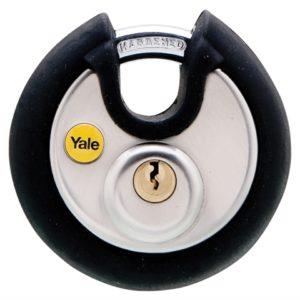 Y130 70mm Stainless Steel Disc Padlock