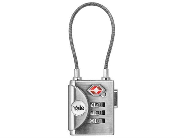 YTP3 TSA Soft Shackle Padlock 32mm
