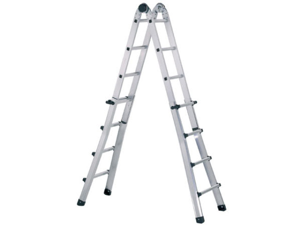 Trade Telescopic Combination Ladder 4 x 6 Rungs