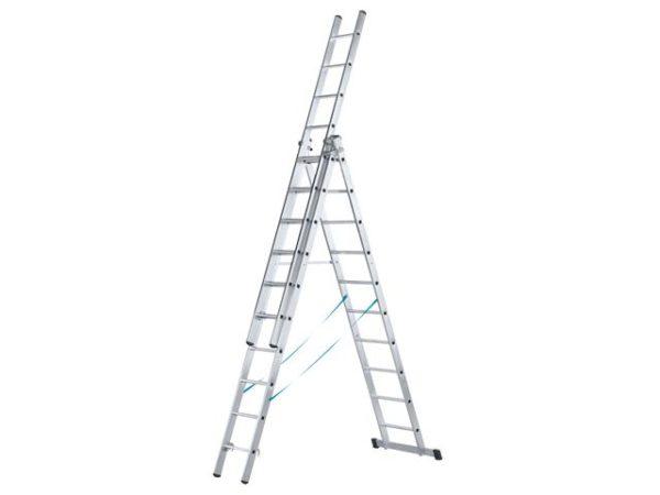 Skymaster™ Trade Combination Ladder 3-Part 3 x 8 Rungs