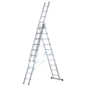 Skymaster™ Trade Combination Ladder 3-Part 3 x 9 Rungs