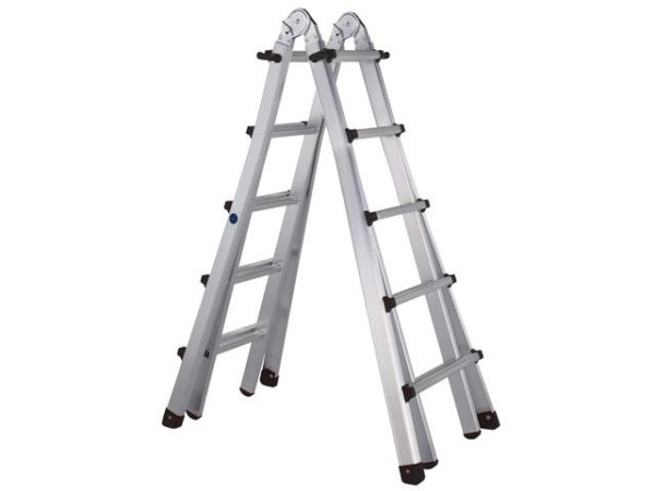 Trade 4-Part Telescopic Ladder 4 x 4 Rungs