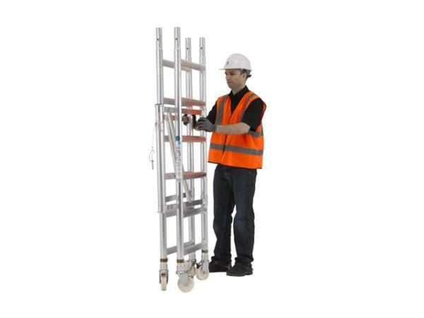 Reachmaster™ Tower Working Height 3.7m Platform Height 1.7m Internal Use