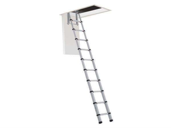 Loftmaster Telescopic Ladder 2.88m