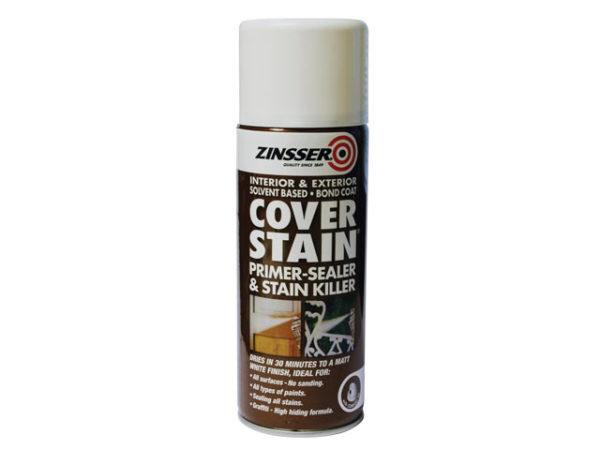 Cover Stain Primer - Sealer Aerosol 400ml