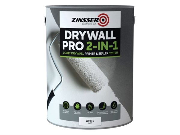 Dry Wall Pro 2-in-1 5 Litre