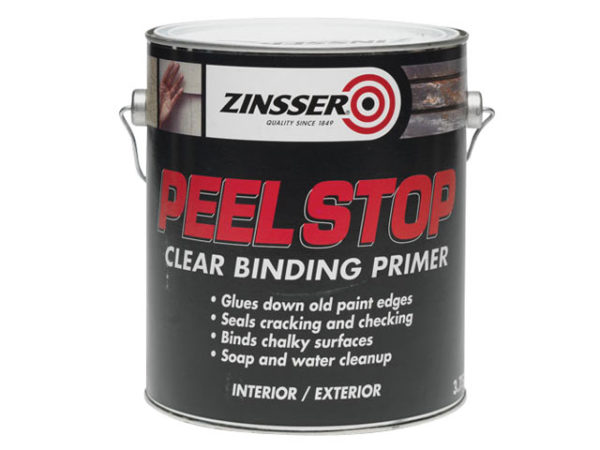 Peel Stop Clear Binding Primer Paint 1 litre