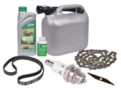 Garden Machinery Spares and Maintenance