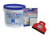 Tiling Tools and Adhesives