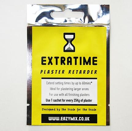 Extratime Plaster Retarder (5 Sachets)