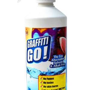 Eco Solutions Graffiti Go! 500ml Trigger Spray Bottle