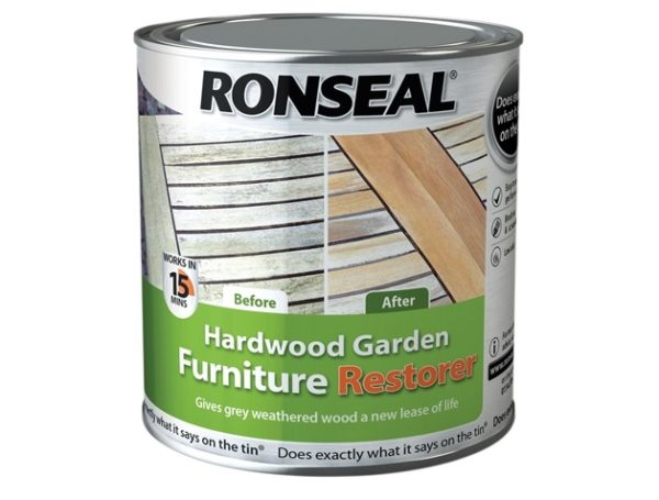 Hardwood Garden Furniture Restorer 1 litre
