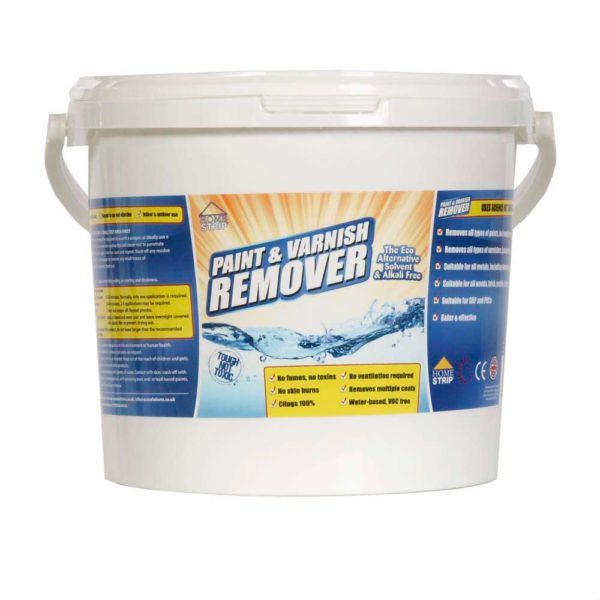 Eco Solutions Home Strip Paint and Varnish Remover 5 Litre