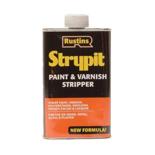 Strypit Paint & Varnish Stripper 250ml