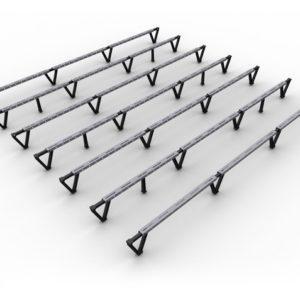 LoftZone StoreFloor kit 3.6m x 3.6m (Medium Kit)