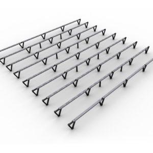 LoftZone StoreFloor kit 4.8m x 4.8m (Large Kit)