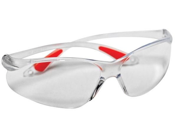 Premium Safety Glasses - Clear