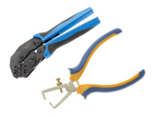 Wire Stripping and Crimping Pliers