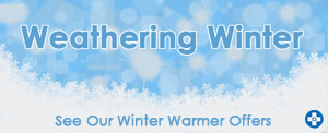 Winter warmer offers