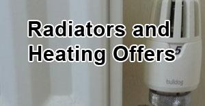 Heating, Plumbing and Radiator Offers