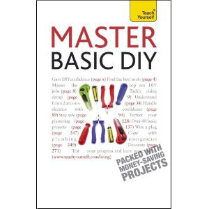Book cover Master Basic Diy book available direct from DIY Doctor