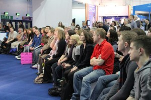 Ideal Home Show Audience 300x199 Ideal Home Show a big success