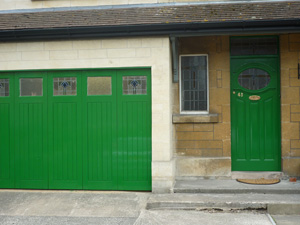 Completed Doors Garage door   project completed