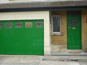 Completed Doors Garage door   project completed